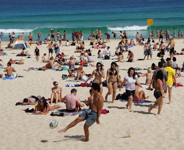 sydney bondi beach 2