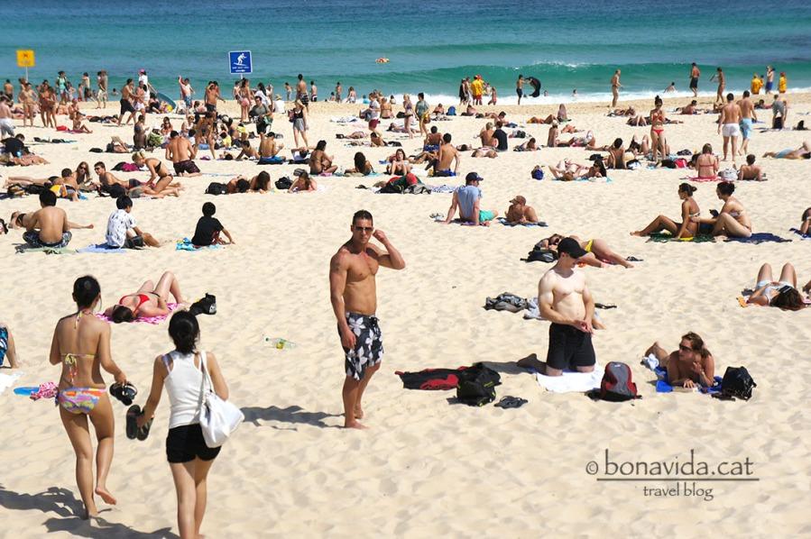 Bondi Beach. Sydney
