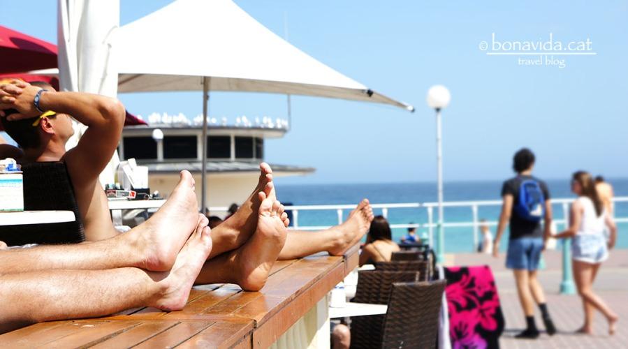 Ens relaxarem a les platjes australianes...