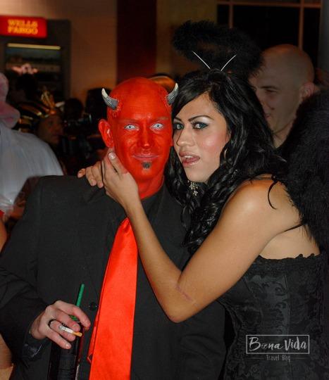 los angeles halloween dimoni