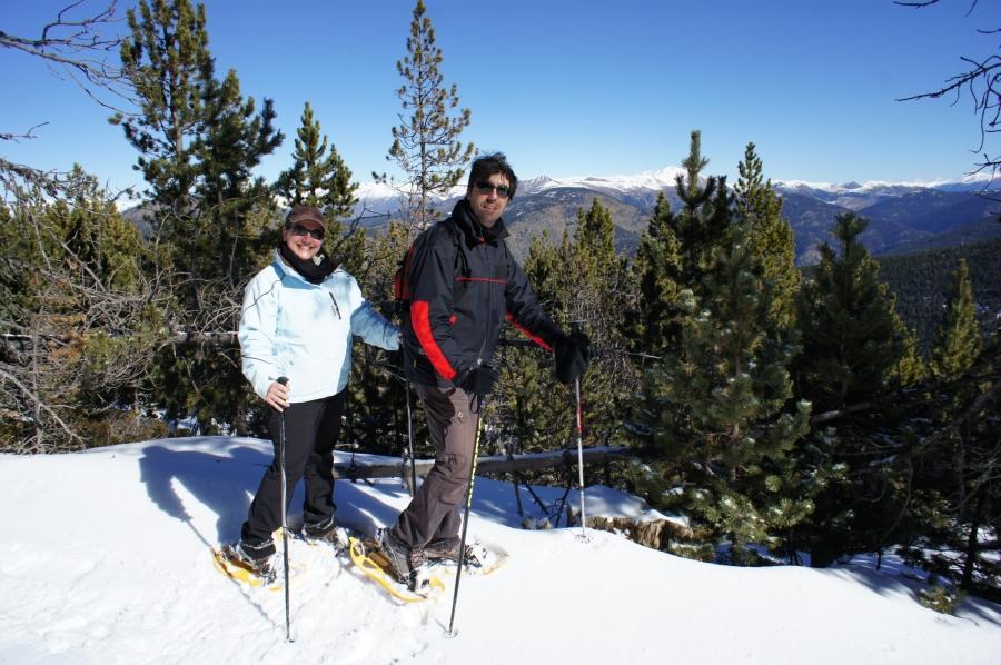 pirineu raquetes neu nosaltres