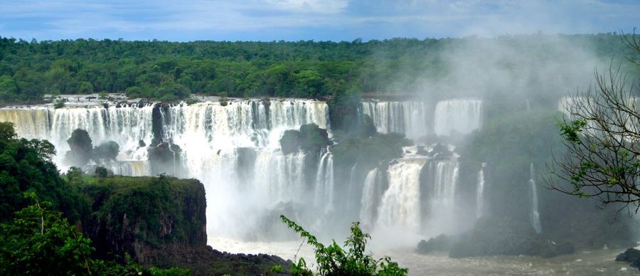 Iguaçu i les seves cascades