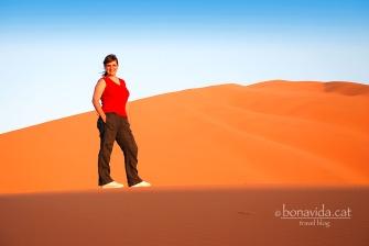 Voltem entre dunes