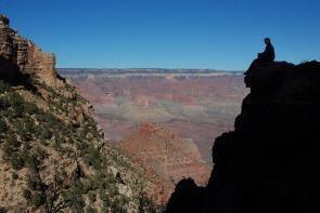El Grand Canyon als nostres peus