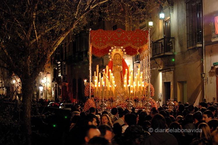 Processons de Setmana Santa a Andalusia