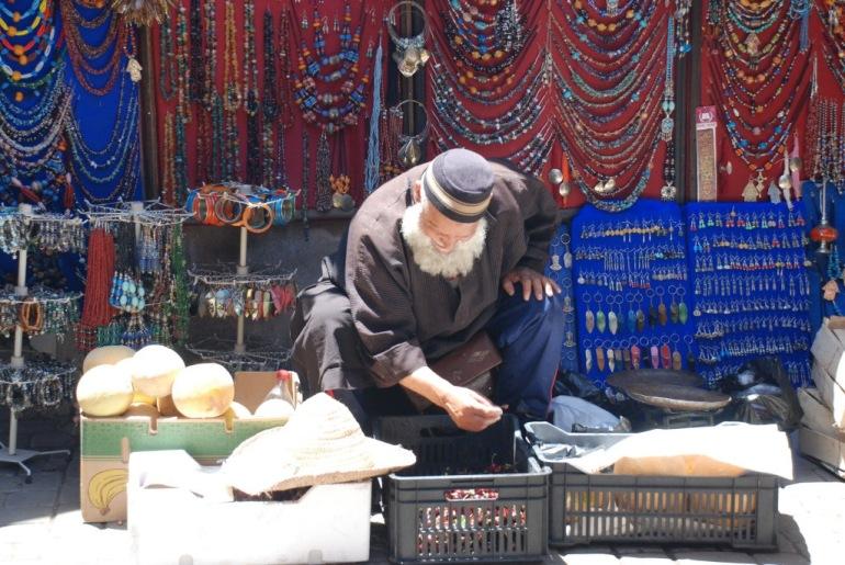 marroc jema el fna venedor