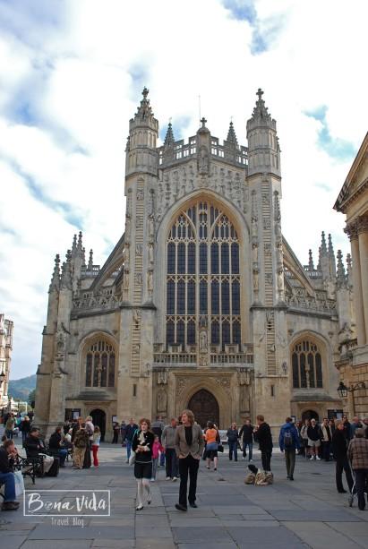 anglaterra bath catedral