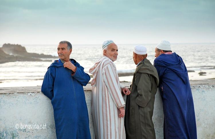 Marroc Essaouira espectadors