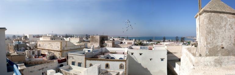 marroc essaouira medina