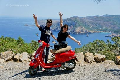 Les vistes des de la Punta Sa Creu són magífiques!