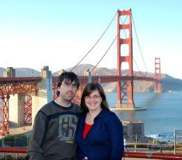 No ens ressistim a fer-nos la foto de rigor a San Francisco