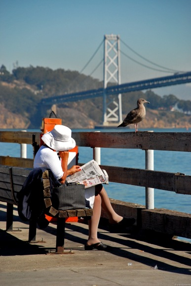 Una bona parella. San Francisco