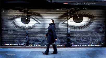 Passejant pel barri de La Latina de Madrid