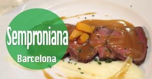 loc restaurant semproniana