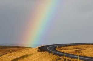 Arc de Sant Martí a la Península de Snaefellsnes, Islàndia.