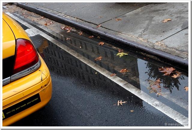taxi & Flatiron