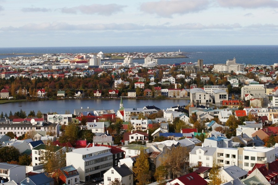 islandia reykjavik ciutat