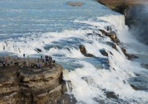 islandia cascada gullfoss