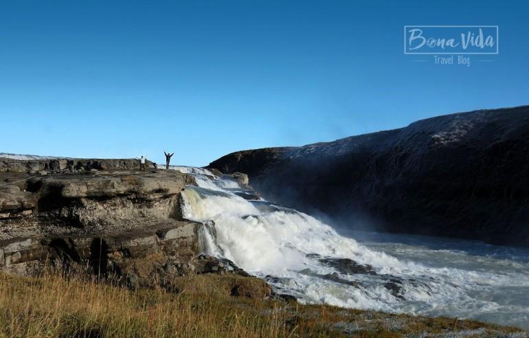 Cascada Gullfoss. Sud-oest Islàndia.
