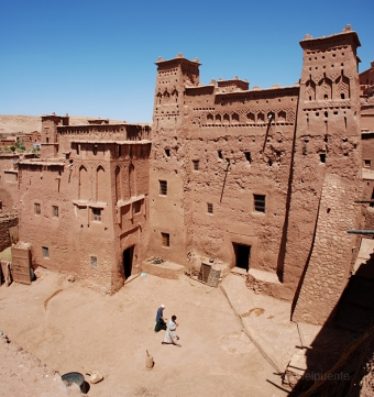 marroc Ait Benhaddou 02