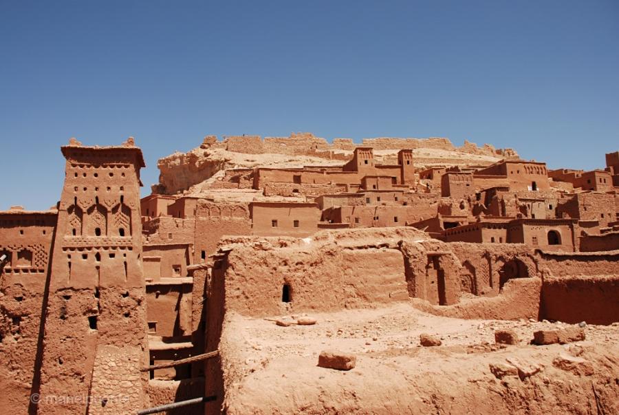 marroc Ait Benhaddou 13