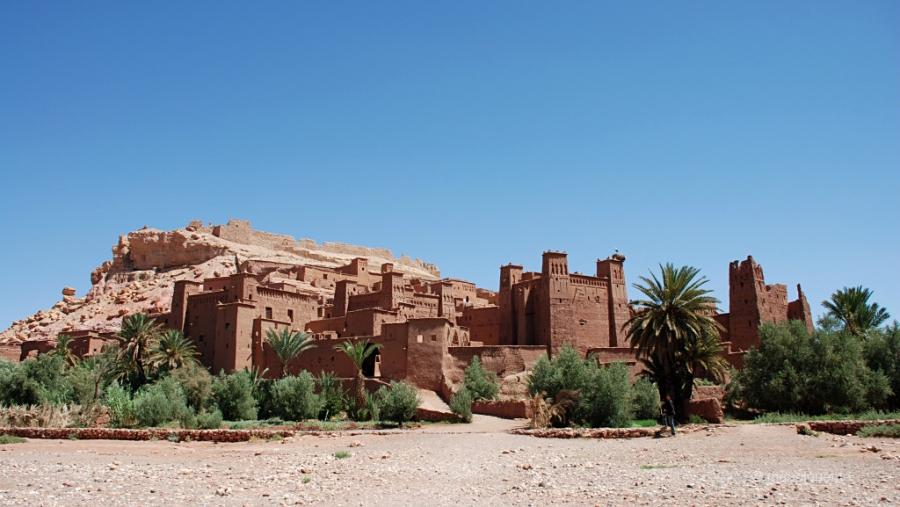 marroc Ait Benhaddou 19