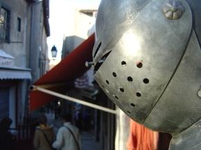 Carcassonne armadura