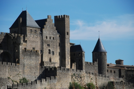 Castell Carcassonne 2