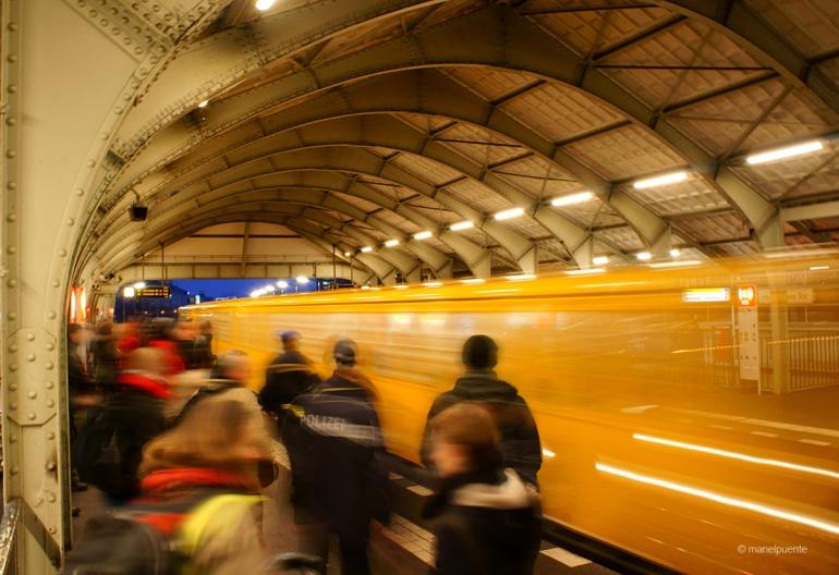 La xarxa de metro és una de les millors maneres de moure's per la ciutat