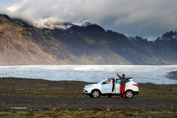 El cotxe va ser el nostre company inseparable durant tota la ruta