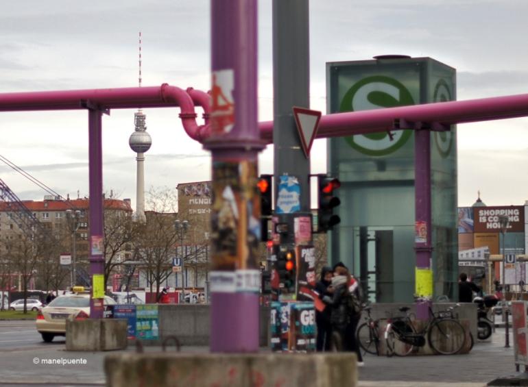 Vista de la Torre des de PotsdamerPlatz