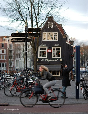 Ubicant-nos en un mapa. Amsterdam