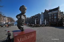 estatua multatuli