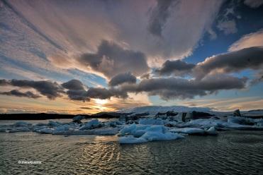 Llac Jokulsarlon, Islàndia