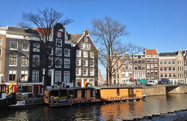 canal Keizersgracht