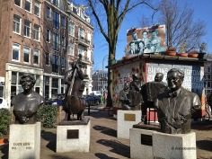 plaça van der jordaan