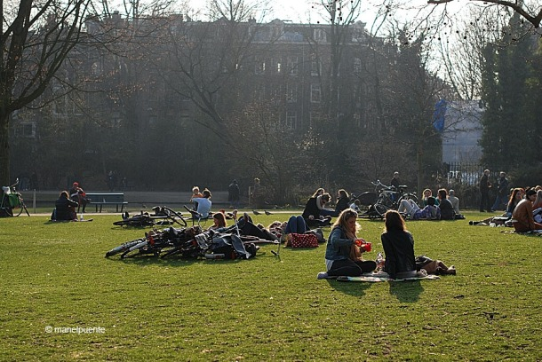Sarphatipark, Amsterdam