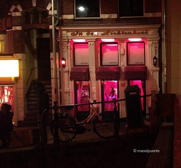 Prostitues al Barri Vermell