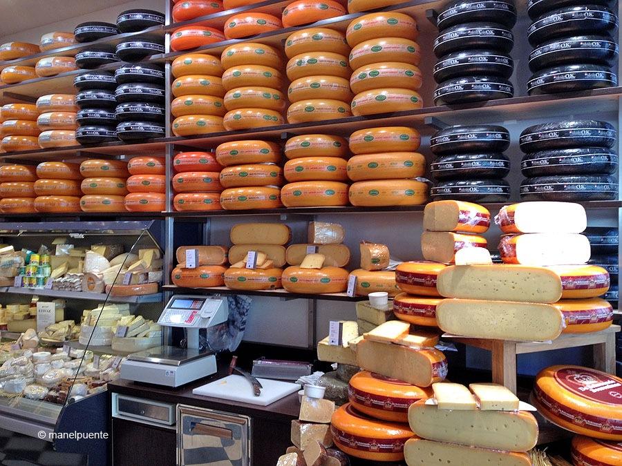 Botiga de formatges