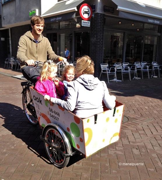Les bicicletes són per tot arreu