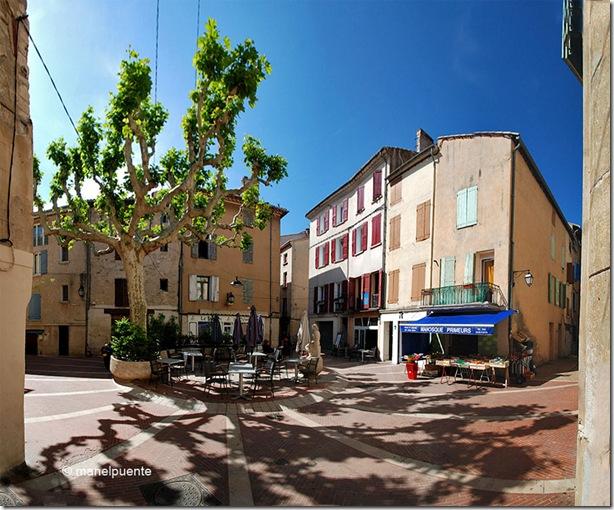 Manosque, La Provence. França