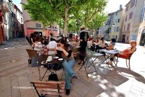 Una de les coses que més ens agrada: berenar!! La Provence francesa