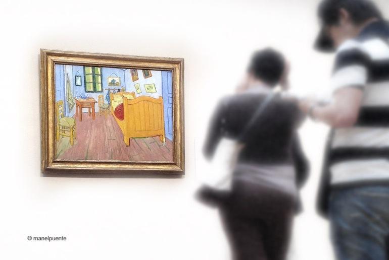 On podem admirar les obres del cèlebre pintor