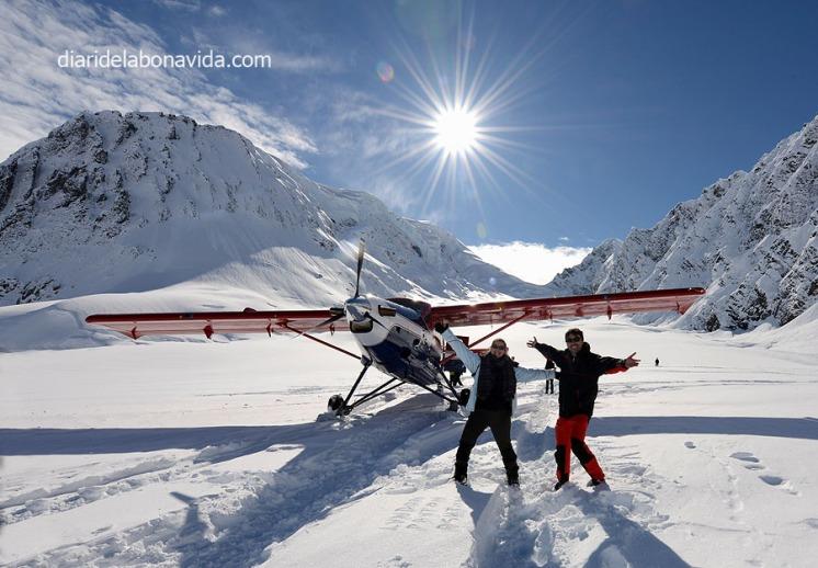 Trepitjant el McKinley, Alaska