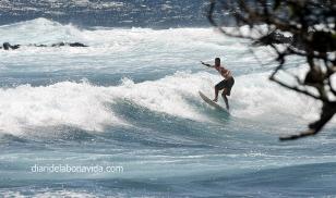 Cabalcant sobre les onades