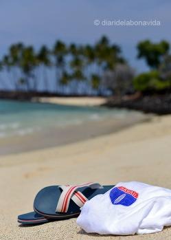 Quina meravella de platja!