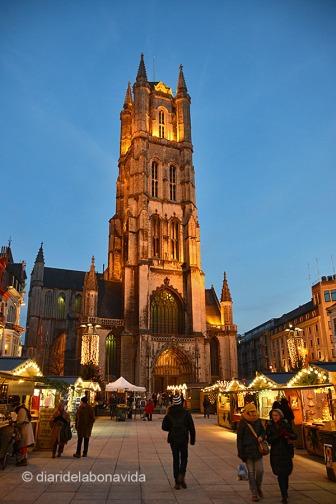 Catedral de Gant