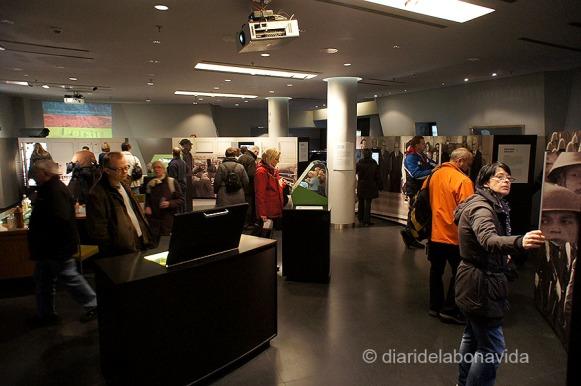 El museu DDR és molt visitat