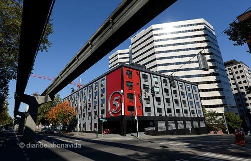 Hotel Five de Seattle