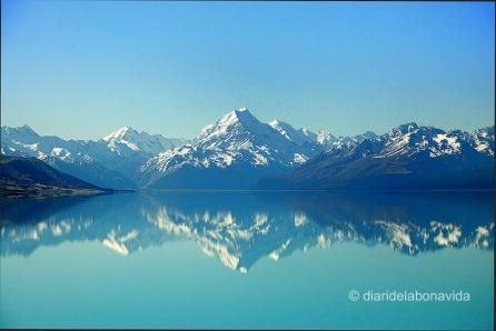 Llac Pukaki, Nova Zelanda